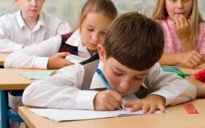 Elevii de clasa a II-a susțin Evaluarea Națională odată cu cei de clasa a IV-a