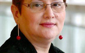 Renate Weber vine la Sibiu