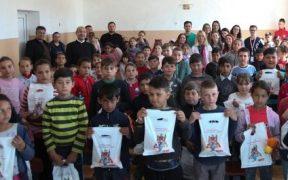 O nouă acțiune de profilaxie dentară în comuna Brădeni
