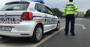 Polițiștii sibieni le recomandă șoferilor să adopte o conduită preventivă în trafic