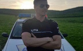 FOTO: Poliţistul care a refuzat mita de 700 de lei