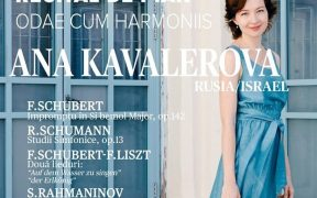 Recital de pian Ana Kavalerova la FDGR