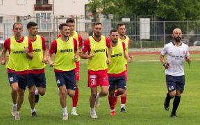 FC Hermannstadt a reluat pregătirile pentru noul sezon