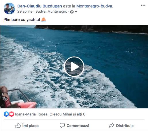 Poliția Sibiu îți recomandă să nu te lauzi pe Facebook când pleci în vacanță