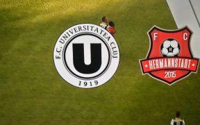 FC Hermannstadt câștigă cu 2-0 pe Cluj Arena