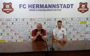 FC Hermannstadt joacă duminică primul meci din baraj