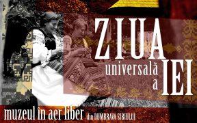 Ziua Universală a Iei, program complet