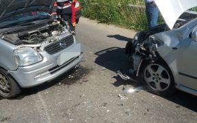 FOTO: 7 victime, din care doi copii, în accidentul de la Nocrich