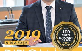 Un manager al Romgaz premiat de BUSINESS Magazin