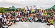 Peste 300 de concurenți au alergat la Buonavista Duathlon Challenge
