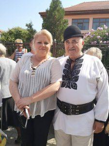 Prima ieşire în teren a noului prefect Minea: la festivalurile de la Răşinari şi Orlat