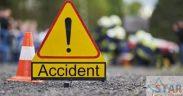 Accident în care au fost implicate trei mașini a avut loc la intrarea în Șelimbăr