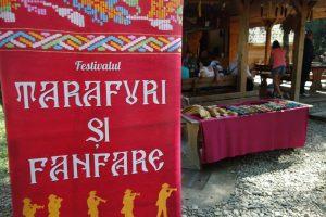 Bunătăți culinare și voie bună la Festivalul Tarafuri şi Fanfare