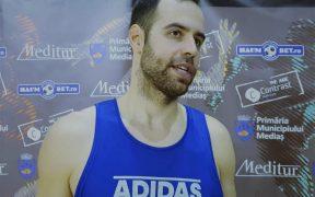 Titus Nicoară continuă la CSM Mediaș