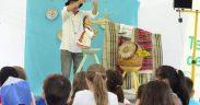 Teatru pentru copii în cartierele Țiglari și Broscărie
