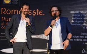 Chef Dumitrescu și-a lansat o noua carte la Brukenthal