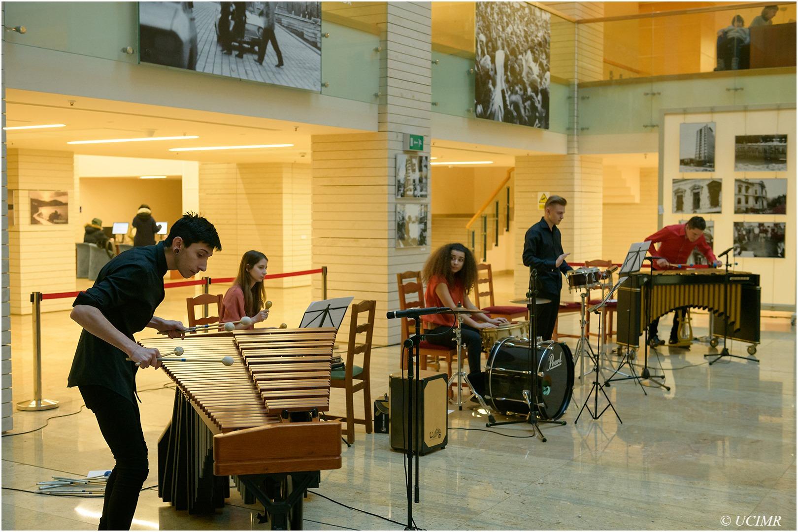 """Power Vibes"" - Cei mai buni soliști instrumentiști din România concertează la Biblioteca ASTRA"