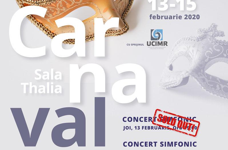 """Invitație la """"Carnavalul Animalelor""""de Saint-Saëns"""