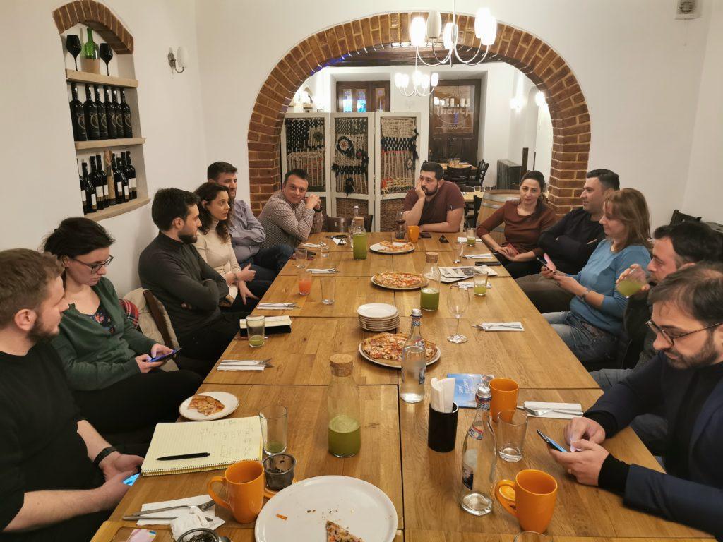 """""""De ce aleg tot mai mulți vâlceni aleg să se stabilească la Sibiu?"""" - întâlnirea """"Diasporei Vâlcene"""