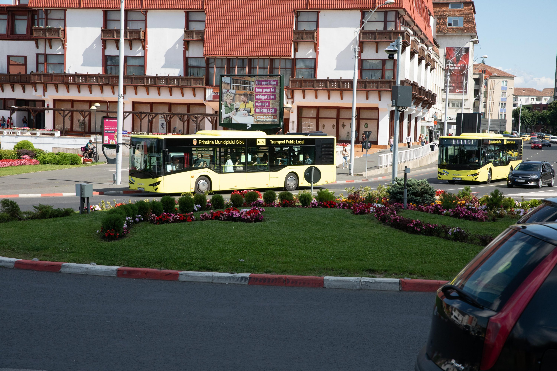 Traseele Tursib deviate din cauza unor lucrări. Vezi rutele afectate!