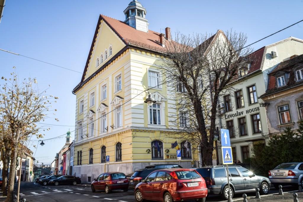 CJ Sibiu va oferi servicii urbanistice smart, prin implementarea sistemului GIS