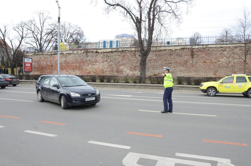 Bărbat din Copșa Mică prins fără permis de conducere