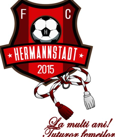 A.F.C.Hermannstadt: Mesaje de 8 martie pentru reprezentantele sexului frumos