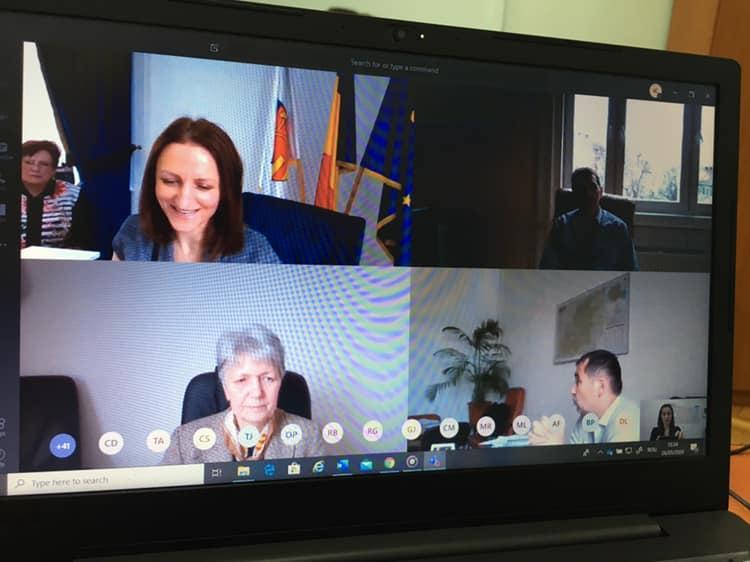Consilierii județeni au adoptat online alocarea a 2 milioane lei pentru Spitalul Județean Sibiu