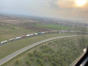 Foto   108 cetățeni români aflați în străinătate cu titlu temporar au revenit în țară
