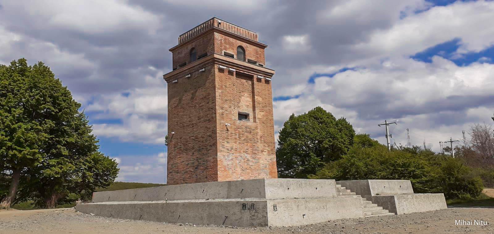 Foto   Monumentul soldaților germani de pe Dealul Gușteriței