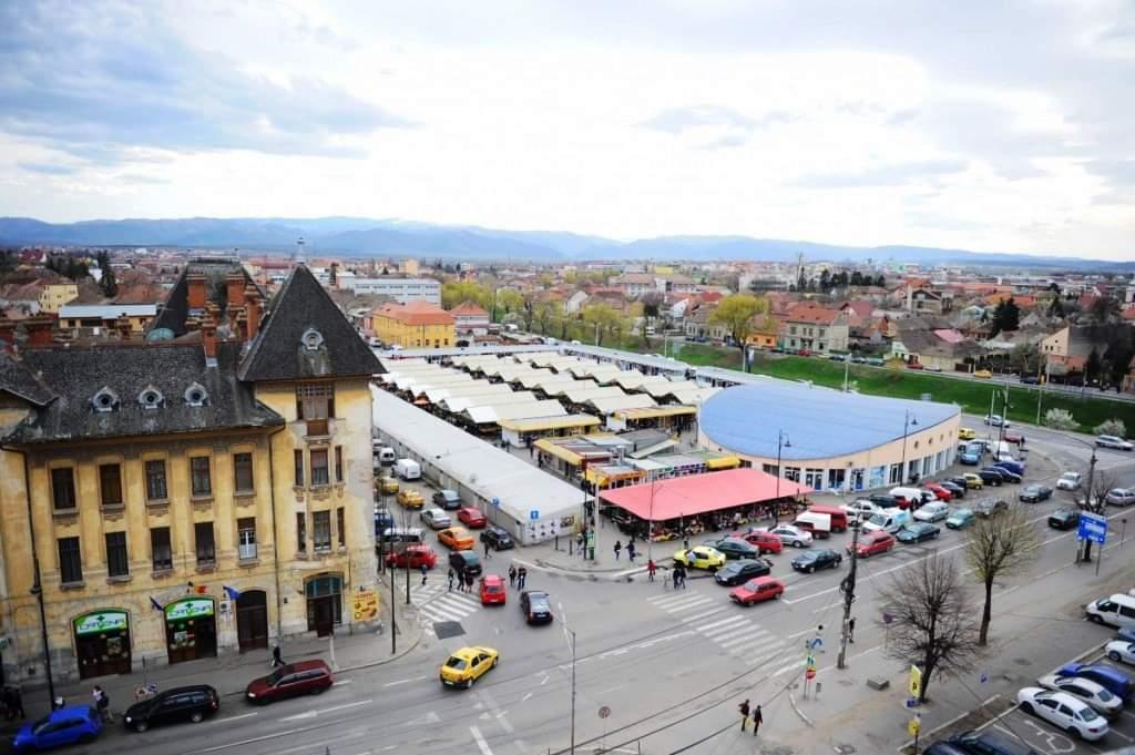 În piețele din Sibiu găsiți produse proaspete și de calitate
