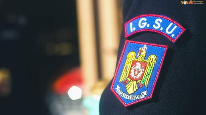 Pompierii sibieni au răspuns prompt în acest weekend unui număr de 117 solicitări
