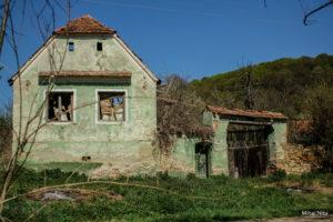 """Foto   Gherdeal, satul sibian de la """"capătul lumii"""", cu doar 10 locuitori"""