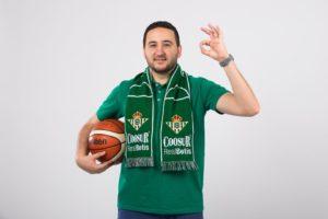 Ionuţ Georgescu, team managerul lui BC CSU Sibiu, va colabora cu echipa Real Betis Baloncesto