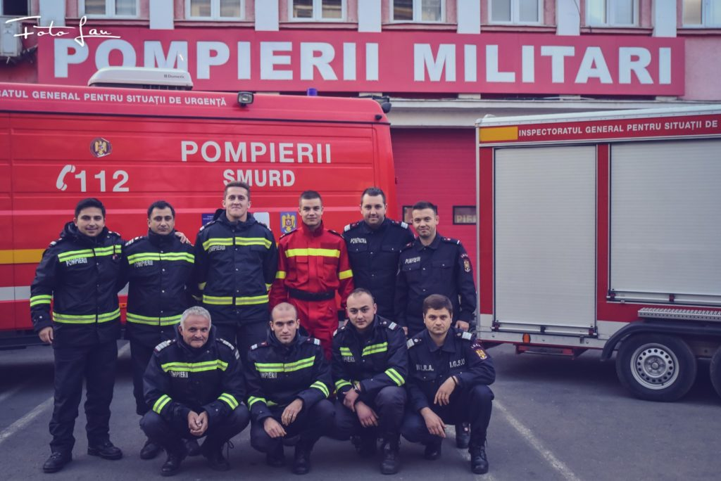 Eroii noștri sibieni: sublocotenent Răzvan Blada - ISU Sibiu