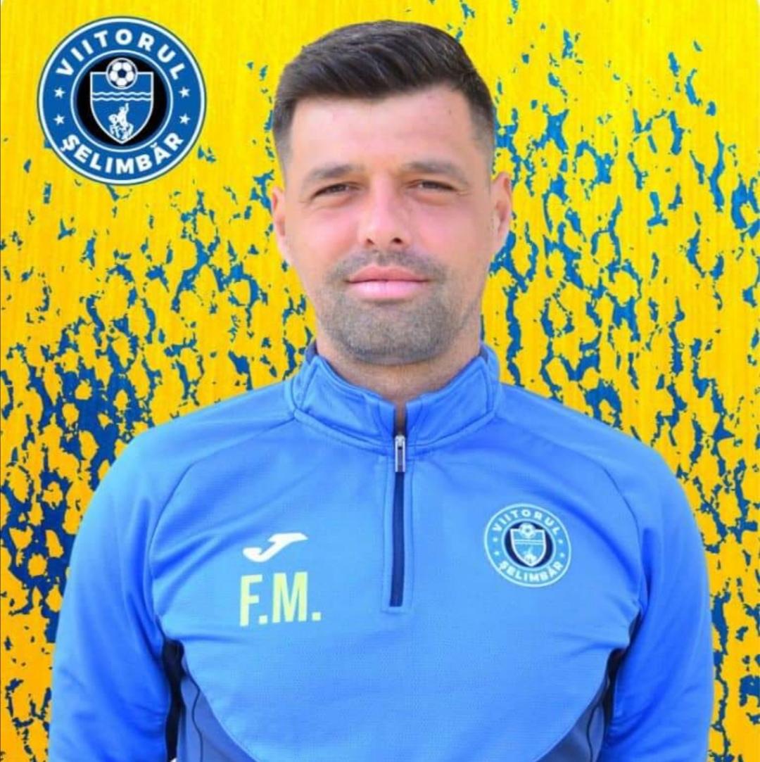 La mulți ani, Florin Maxim- antrenorul echipei Viitorul Șelimbăr!