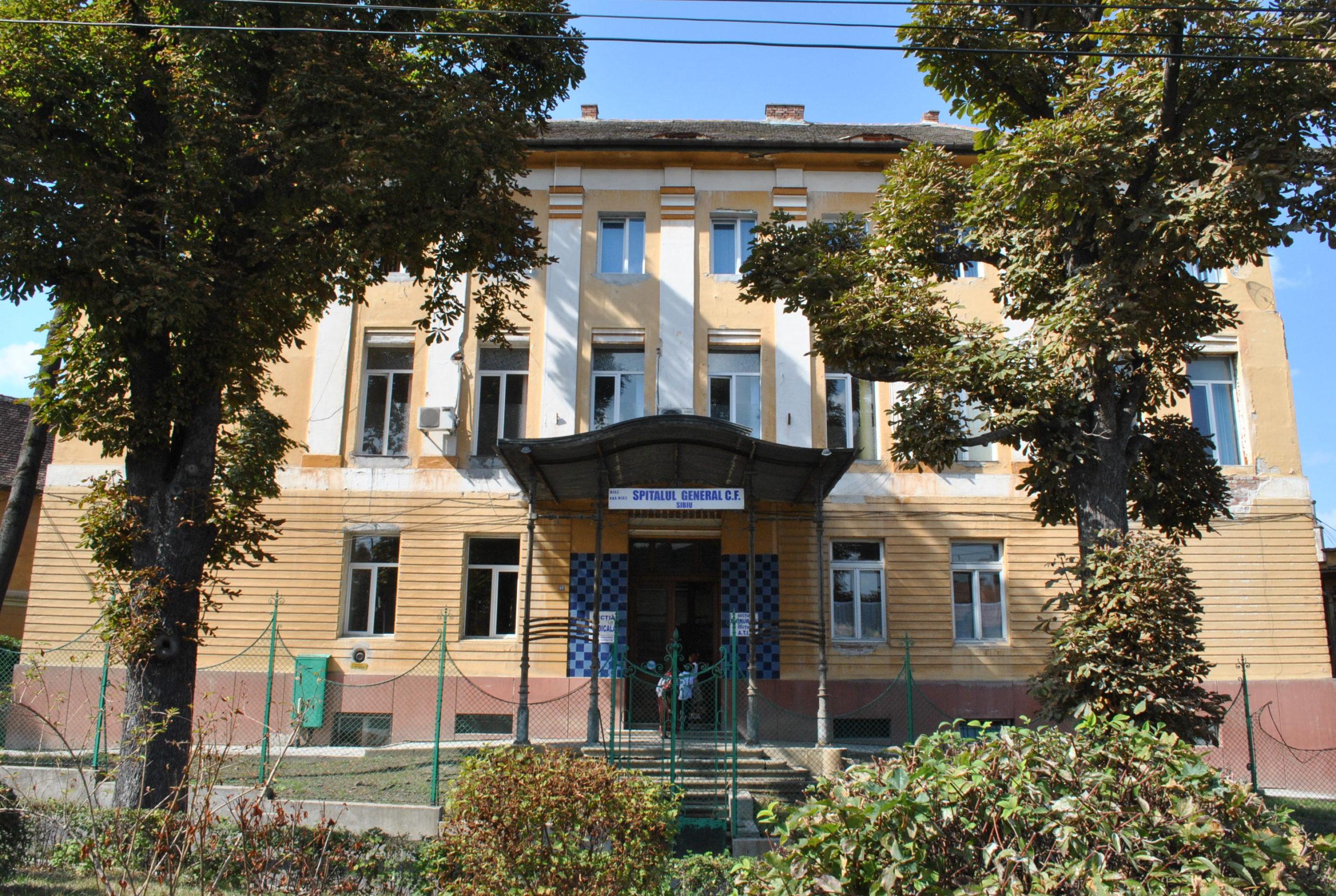 Spitalul General Căi Ferate Sibiu a primit ordinul de acreditare în categoria a II-a