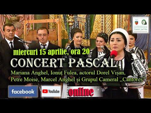 Video   Junii Sibiului te invită online la Concertul Pascal