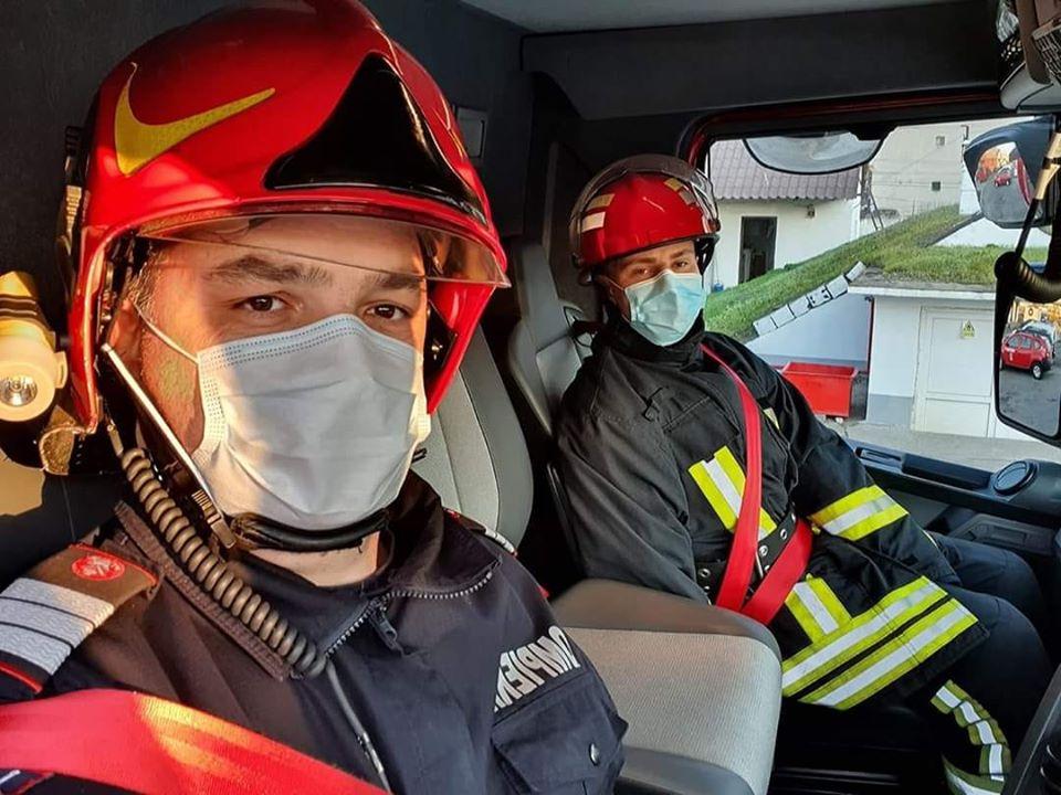 Pompierii militari sibieni vor fi în linia 1 în perioada Sărbătorilor Pascale
