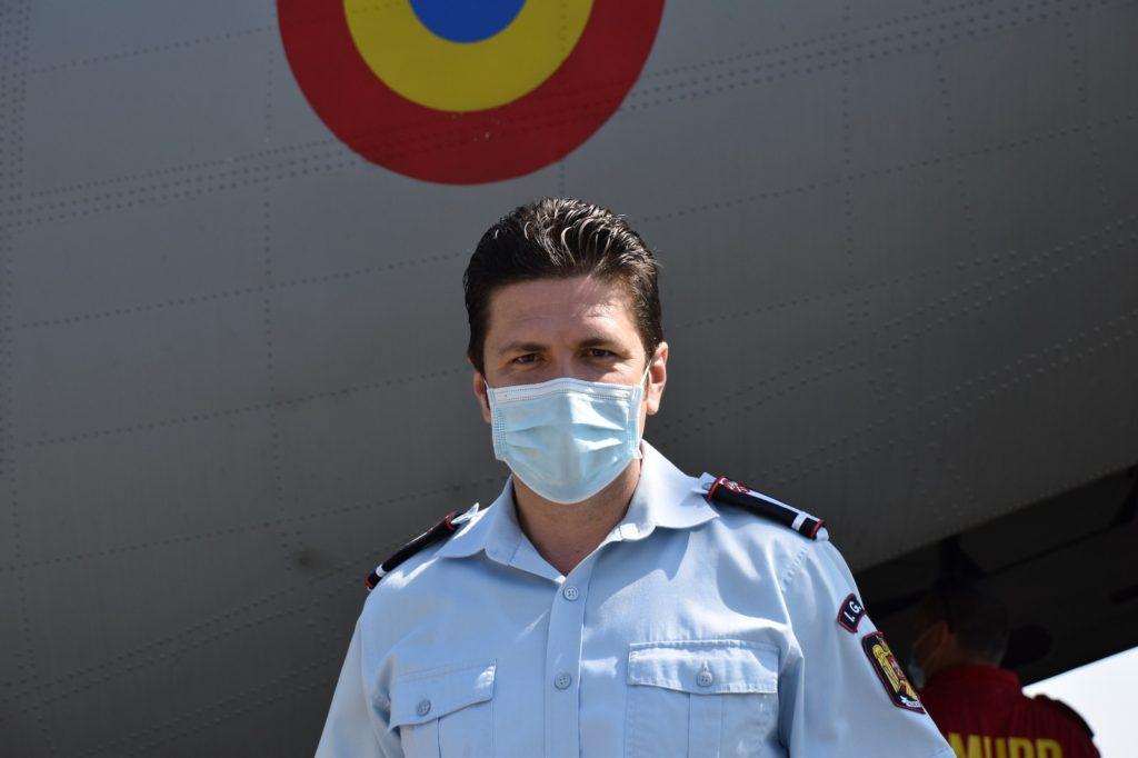 Eroii noștri sibieni: Joe Stroescu, sibianul din prima linie de luptă cu COVID-19 în Italia