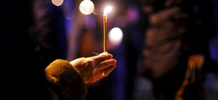 Lumina Sfântă, victoria binelui asupra răului, învingerea întunericului şi biruinţa vieţii