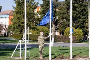 Ziua NATO, sărbătorită la Academia Forţelor Terestre