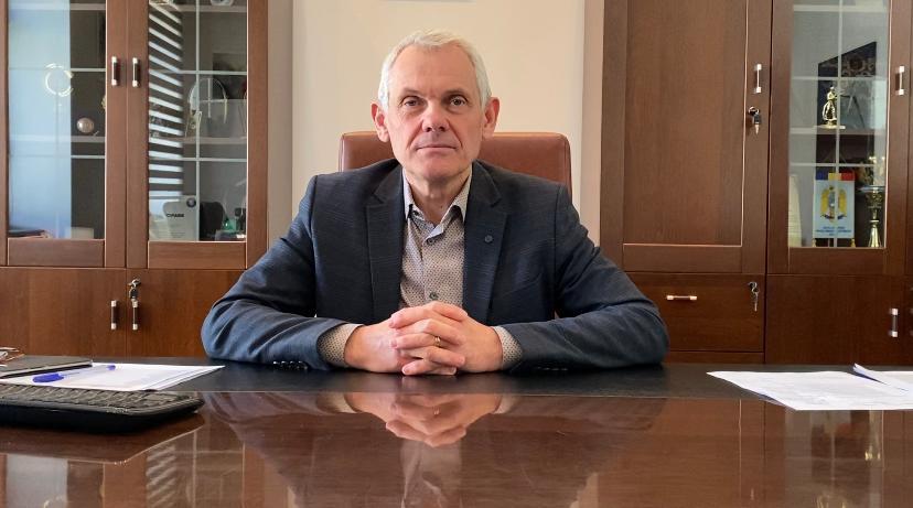 Prefectul județului Sibiu, Mircea Crețu în discuții cu reprezentanții SNPR și DRPCIV