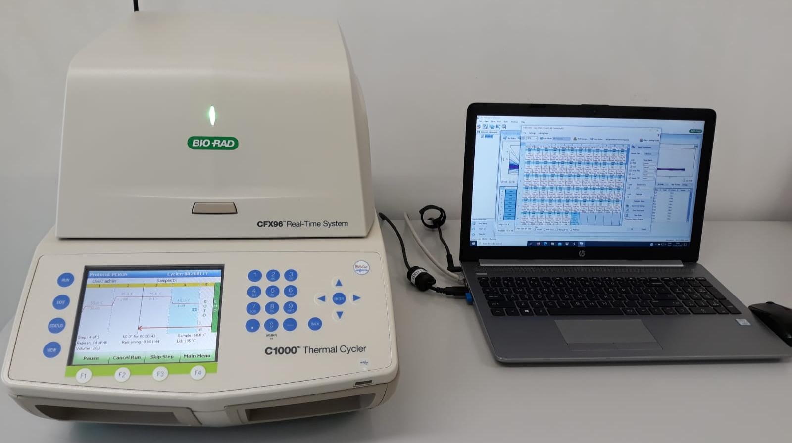 Al doilea aparat PCR - crește capacitatea de testare în județul Sibiu