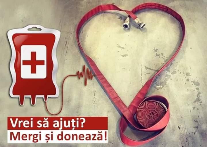 Donarea de sânge nu trebuie să fie afectată de COVID-19