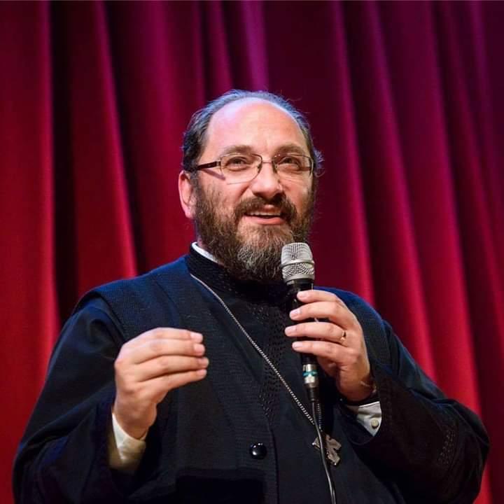 Constantin Necula: Putem face o transfuzie de plasmă duhovnicească să ne înviem Țara