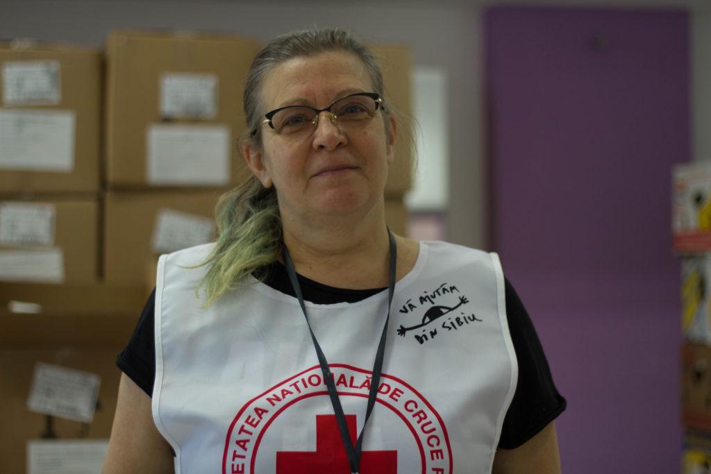 Eroii noștri sibieni: Voluntarii Crucea Roșie Filiala Sibiu