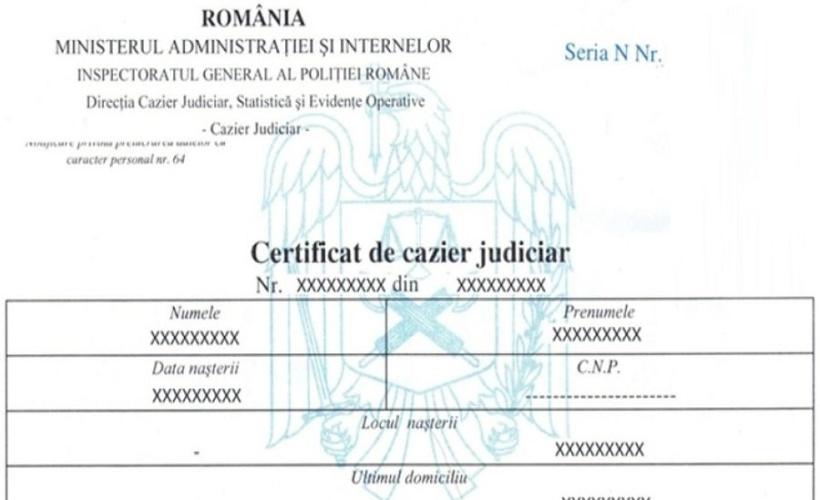 Angajații ghișeelor de eliberare a certificatelor de cazier judiciar și-au reluat activitatea