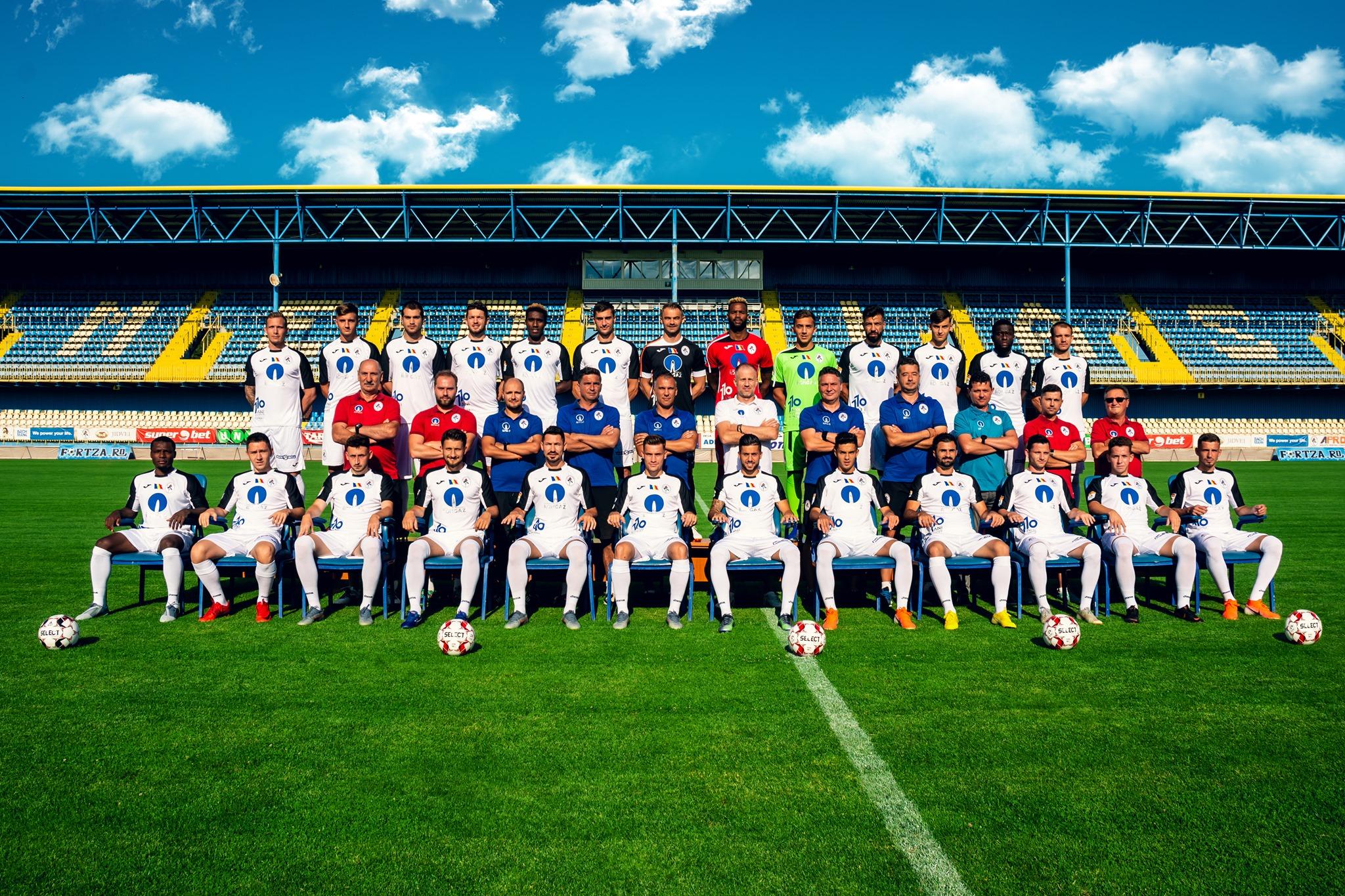 Suporterii Gaz Metan Mediaș au ales primul 11 al echipei din ultimul deceniu