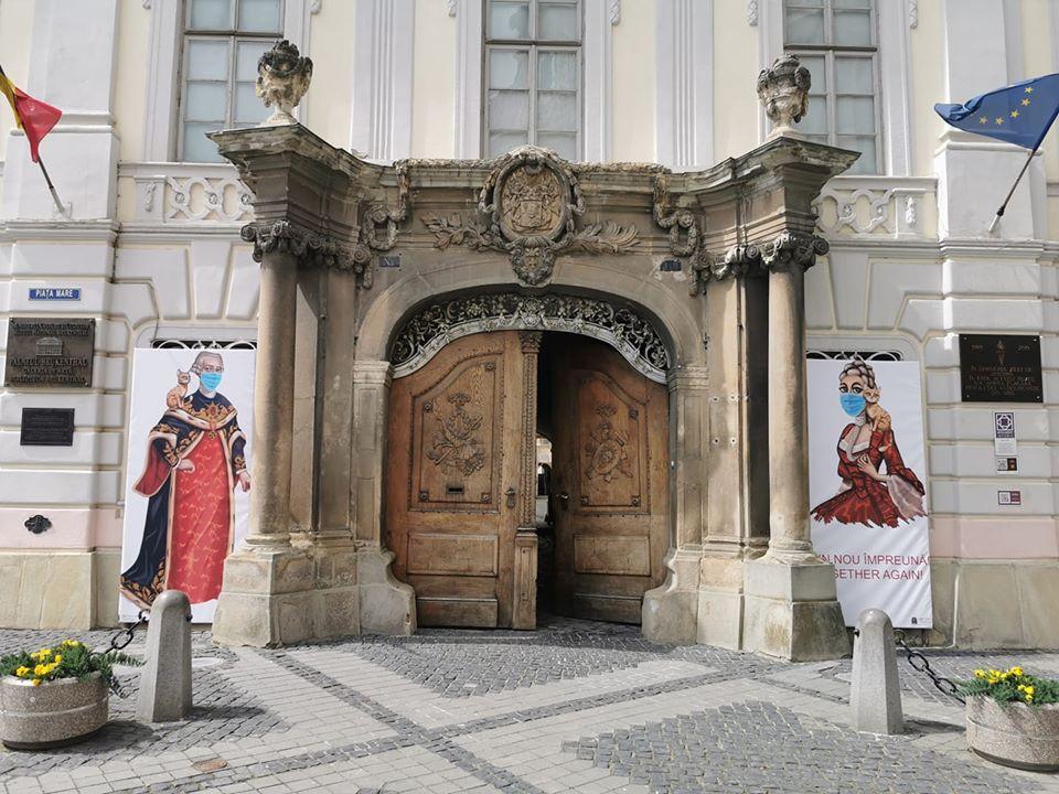 Se pregătește aniversarea jubiliara a celor 300 de ani de la nașterea Baronului Samuel von Brukenthal la Palatul Brukenthal din Avrig
